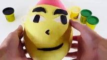 Egg Surprise ★ Play Doh Megabloks Lego Toys Huevo Sorpresa