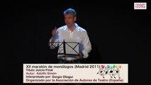 XII Maratón de Monólogos · Juicio final de Adolfo Simón