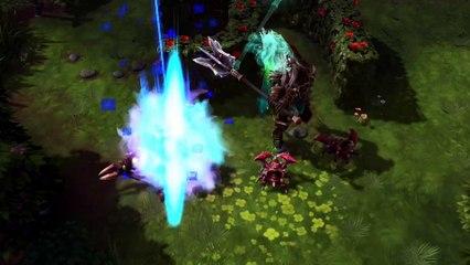 Heroes of the Storm : Aptitudes de Leoric (E3 2015)