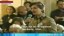 Quand Medvedev imite Sarkozy