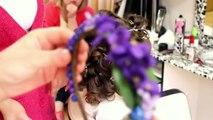 Cocoon Curls | Easy No Heat Curls | Cute Girls Hairstyles