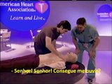 RCP - Suporte Básico de Vida segundo a American Heart Association 2010
