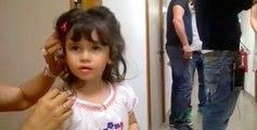 Dietro le quinte con Riccardo Fogli e la sua bimba di 2 anni... Bellissima Michelle Mary!! - BARBARADURSO.COM