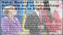 Aktuell: RT kommt nach Deutschland; NATO; Propaganda; Merkel in Kiew; Ukraine Update