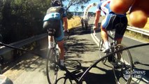 Cycling Tips - Explosive Steep Climb Cycling Training Tips