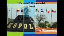 Las mejores universidades del Ecuador