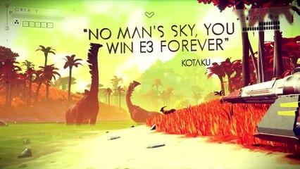 Trailer PC Gaming Show E3 2015 de No Man's Sky