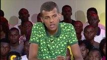 Stromae pleure à la télévision ivoirienne en évoquant le génocide rwandais