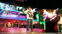 Crazy Bones (Taiwan) vs Kid Boogie (USA)   Popping Semi-Final   R16 2014 World Finals