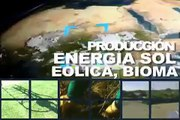 Producción de energía solar, eólica, biomasa  CANAL CLIMA