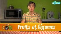 5 fruits et légumes par jour - C'EST CON ! (feat Aude GG)