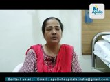 Dilrose Ara Islam from Bangladesh-treated at Apollo Hospitals,Chennai by Dr.Subba Rao,Nephrology
