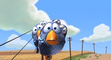 Disney•Pixar : For the birds (Drôles doiseaux sur une ligne à haute tension) [HD] (Court-métrage / Short Film)