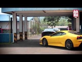 Corso Pilota, Belajar Jadi Pembalap Ferrari