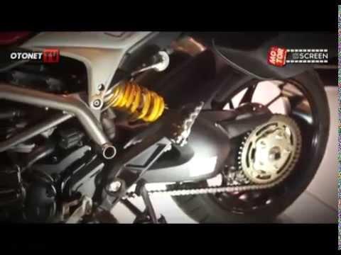 Detail Ducati Hyperstrada