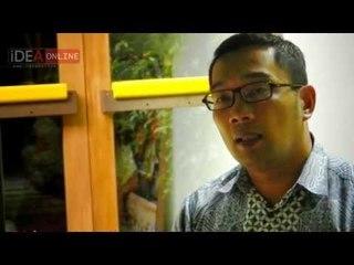 Program Ridwan Kamil Untuk Bandung