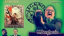 Borghezio Delirium Show su nazismo, Hitler, Albania, Bossi, massoneria (La Zanzara)