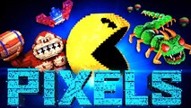 PIXELS - Game Characters TRAILER [HD] (Chris Columbus, Adam Sandler, Peter Dinklage)