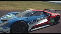 The sights and sounds of the new Ford GT Race Car (sounds amazing)