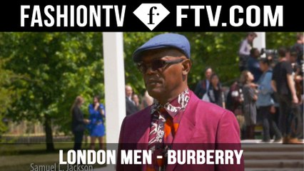 Burberry Arrivals Spring/Summer 2016 | LC: M | FashionTV