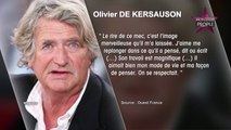 """Olivier de Kersauson: """"Je suis un mercenaire, je fais quelque chose pour de l'argent"""""""
