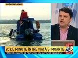 Radu Tudor, despre operatiunea de salvare a victimelor din elicopterul prabusit