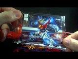 Unboxing: 1/144 HGBF Try Burning Gundam