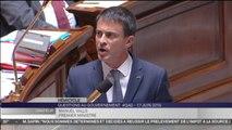 """Manuel Valls : """"Il y a une majorité solide pour gouverner la France"""""""