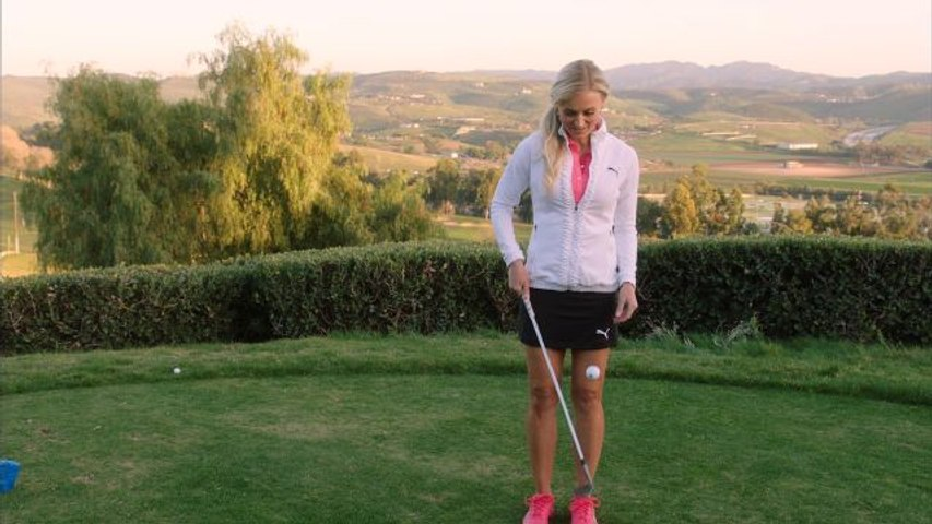 The Sexiest Shots in Golf - How to Juggle Golf Balls