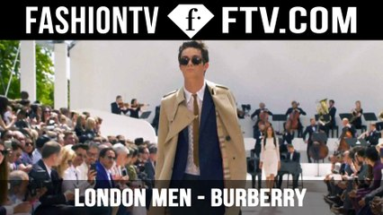 Burberry Catwalk Show Spring/Summer 2016 | LC: M | FashionTV