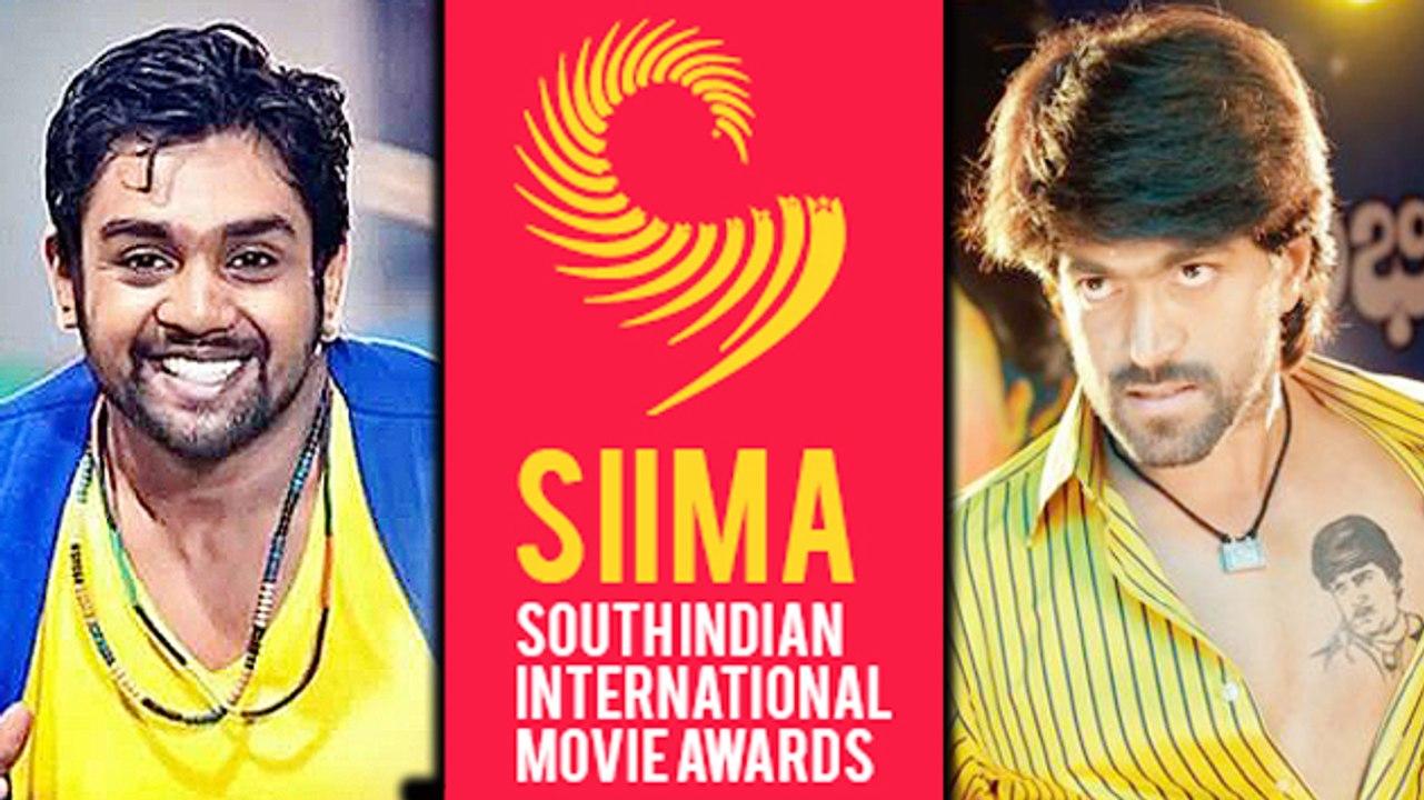 SIIMA Awards 2015: NOMINATION List Revealed   Kannada Awards