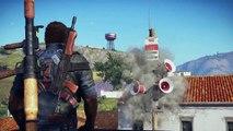 Just Cause 3 (XBOXONE) - E3 2015 - Découvrez Just Cause 3