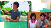 Ian Fang Edwin Goh and Kimberly Chia are sick of each other!