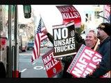 NAFTA + Mexican Trucks = MORE Unemployment!