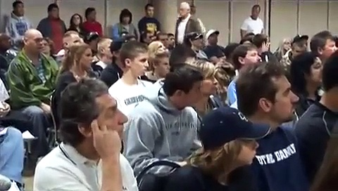 College Football Recruiting Process