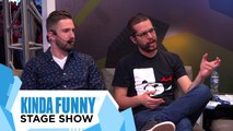 Nintendo & the Future With Andre Meadows of Black Nerd Comedy - Kinda Funny Stage Show E3 2015