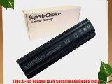 HP Pavilion dv6t-3000 DV6t-3100 DV6z-3100 CTO Laptop Battery - Premium Superb Choice? 9-cell