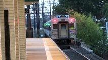 NJT North Jersey Coast Line & North East Corridor: Long Branch & New York-Penn Sta trains @ Rahway!