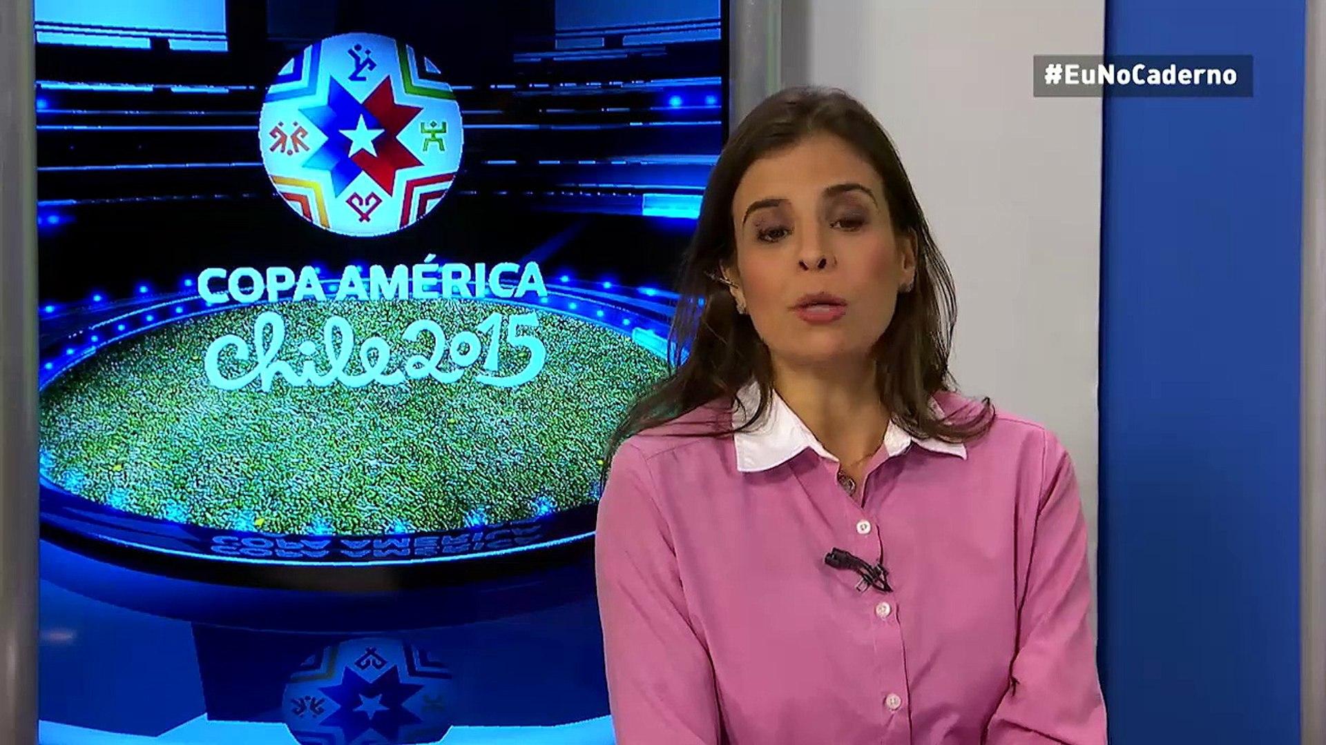 CADERNO DE ESPORTES 16.06.2015