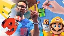E3 2015 : Super Mario Maker, nos impressions
