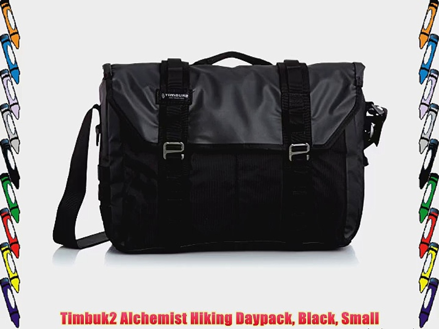 60e3af2a67cd Timbuk2 Alchemist Hiking Daypack Black Small - video dailymotion