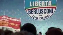 Silvio Berlusconi a Napoli 1