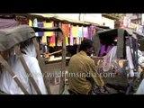 Rickshaw ride through the holy city 'Varanasi' - Uttar Pradesh