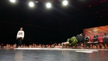 Red Bull BC One Russian Cypher 2015, Moscow - Semifinals 2 - Break Dance