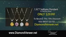 DIAMOND VENEER SPECIAL OFFER! - Diamond Simulants, Simulated Diamonds & Diamond Coated cz