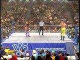 Razor Ramon vs Jeff Hardy (Keith David), WWF RAW 06.06.1994
