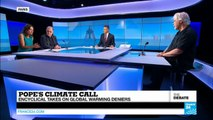 Pope's climate call: Encyclical takes on global warming deniers (part 2)