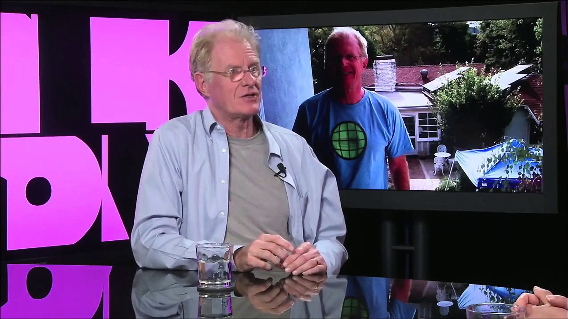 California Drought and Bracing for Climate Change with Ed Begley Jr.