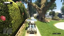 GTA 5 Funny Moments BUSTED Police Chases   Cops and Robbers Mini