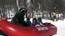 Snow Rafting - Hidden Valley PA